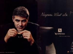 nespresso george clooney