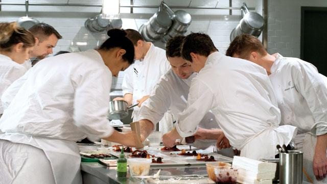 5 lecciones que un chef puede ense arte sobre la gesti n for Equipo para chef